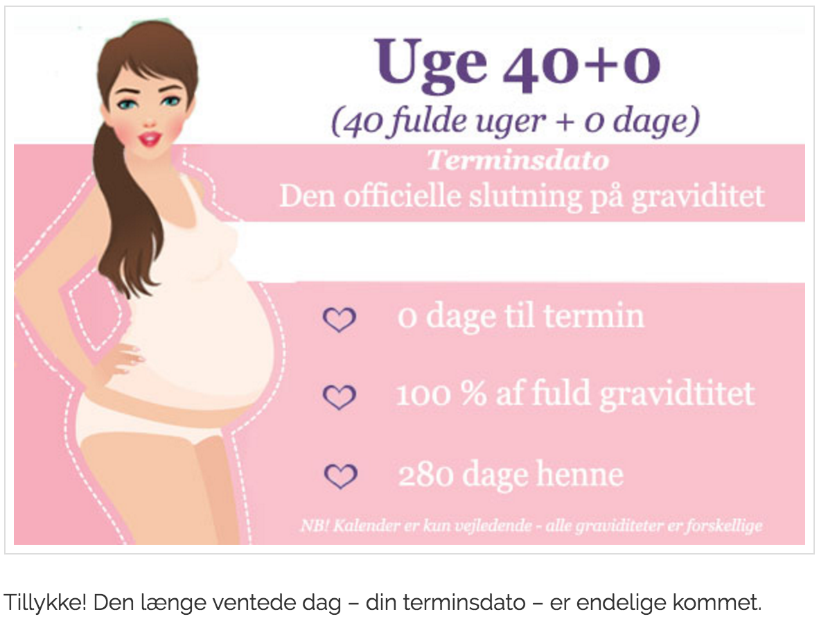 har man ægløsning når man er gravid senior date 40