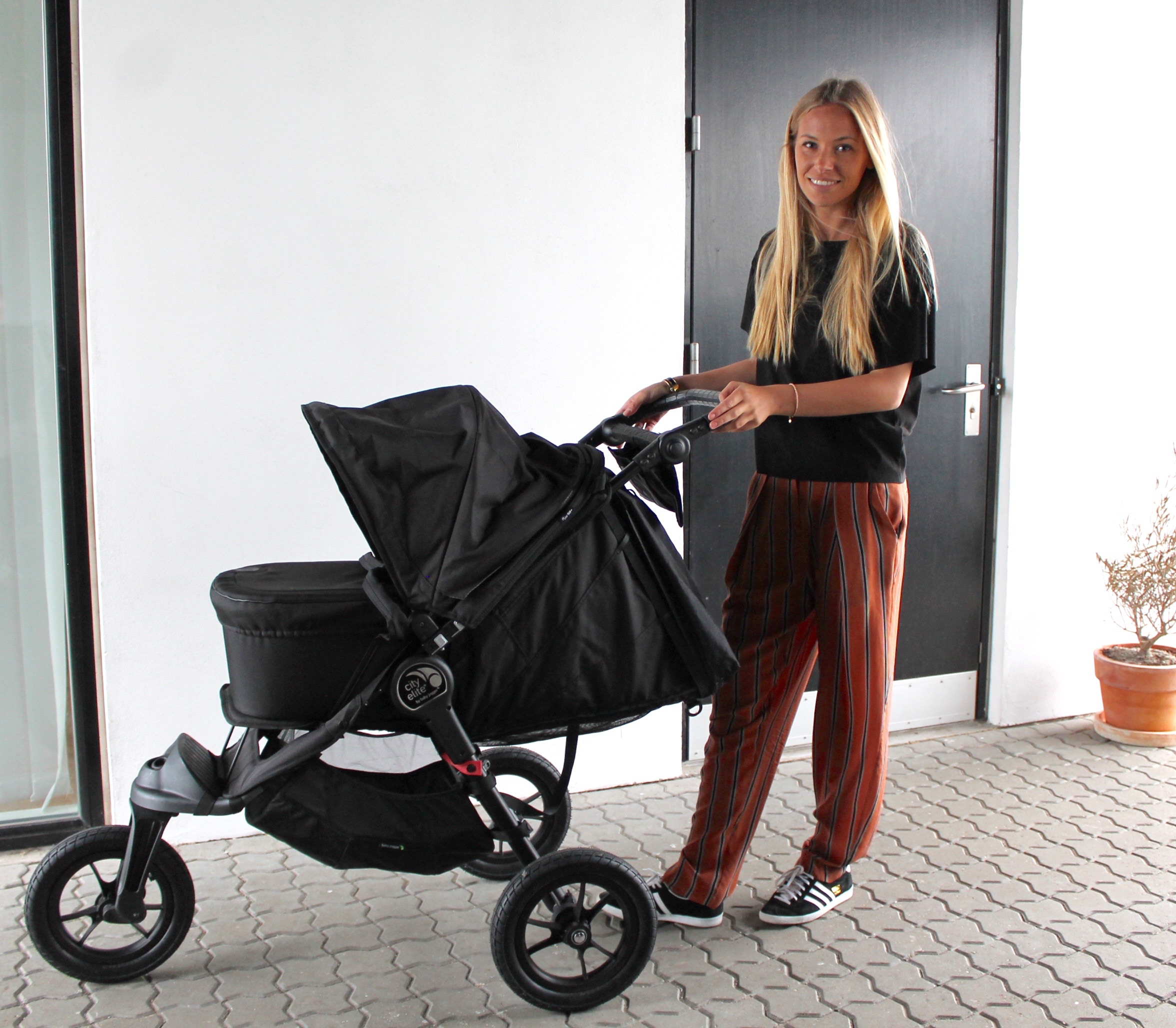 baby jogger city elite med lift